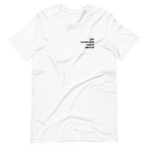 Gibson Martini Unisex T-Shirt