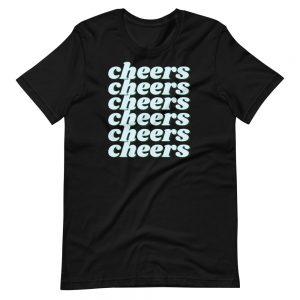 Blue Cheers Unisex T-Shirt
